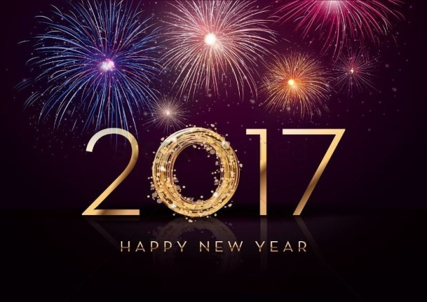 happy-new-year-2017-39 50+ Stunning Happy New Year Greeting Cards for 2017