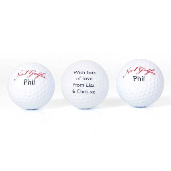 personalized-golf-balls-1 39 Most Stunning Christmas Gifts for Teens 2017