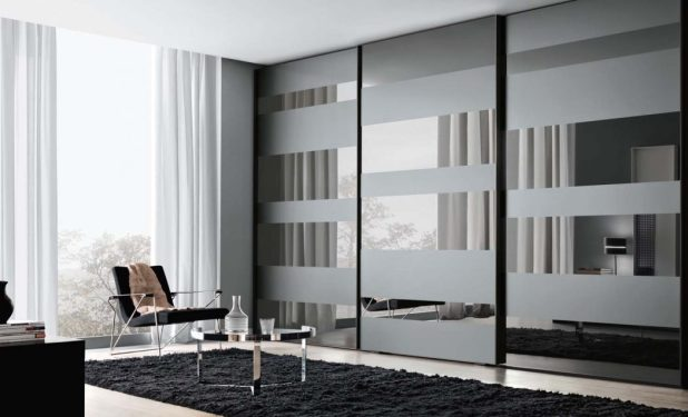 sliding-door-wardrobe6-675x410 6 Brilliant Designs of Bedroom Wardrobes