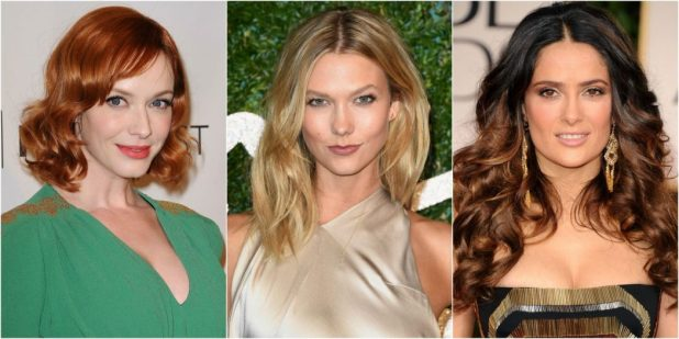 22 Celebrity Hair Color Trends For Spring And Summer 2017