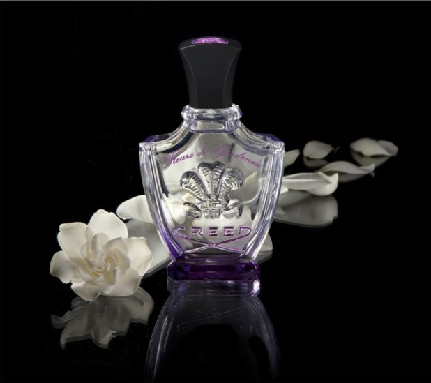 Fleurs-de-Gardenia-by-Creed-for-women Top 54 Best Perfumes for Spring & Summer 2017