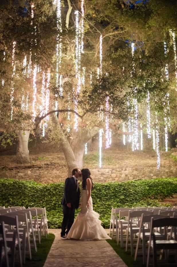 Illuminating-Trees2 10 Best Ideas For Outdoor Weddings in 2017