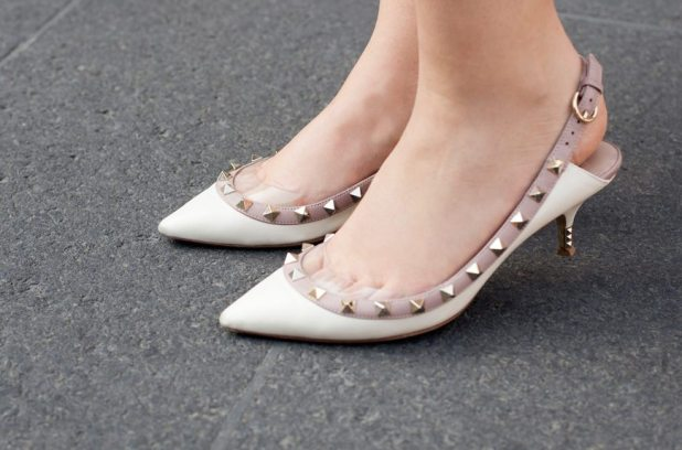 Kitten-Heels1 Summer/Spring Shoe Trends that Every Woman Dreams of in 2017