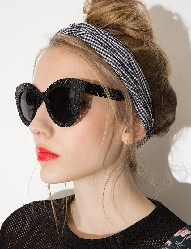 Lace-Sunglasses5 12 Most Unusual Sunglasses Ever