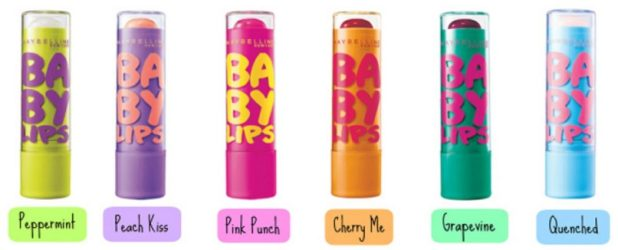 Maybelline-Baby-Lips4 6 Best-Selling Beauty Products For Women