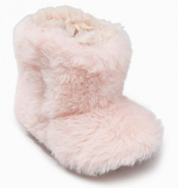 Next-baby-shoes-Pink-Bram-boots-675x714 20+ Adorable Baby Girls Shoes Fashion for 2017
