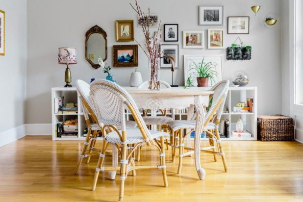 Parisian-Café-Inspired-Dining-Room5 +15 Best Luxurious and Modern Dining Room Design for 2017