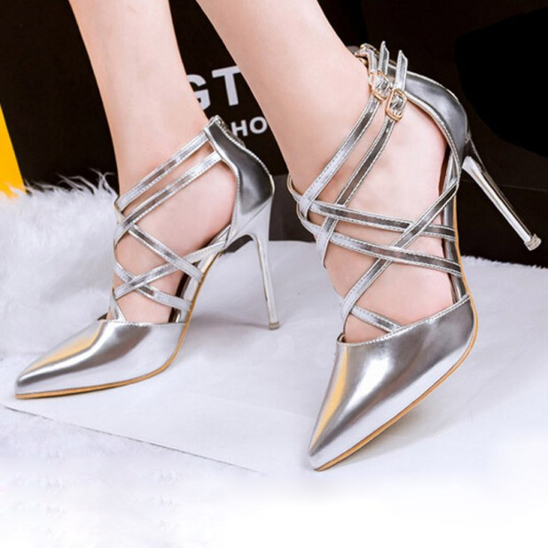 Shiny-shoes4 Summer/Spring Shoe Trends that Every Woman Dreams of in 2017