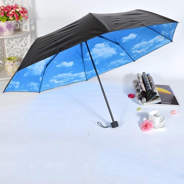 Sky-Umbrella3 15 Unusual Designs For Umbrellas