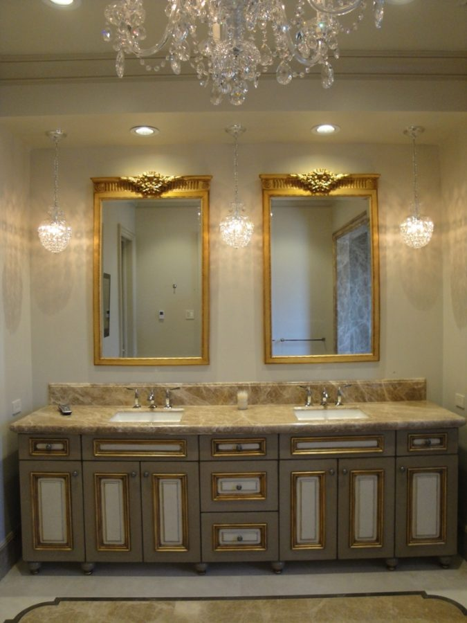 Latest Trends Best 27 Bathroom Mirror Designs  Pouted