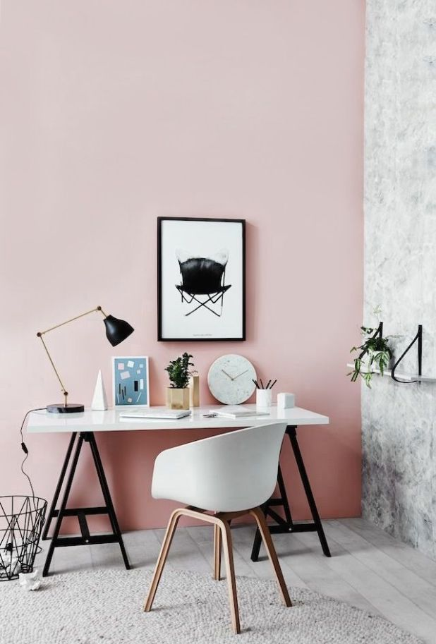 Work-Up-Your-Corner3 8 Office Decoration Designs For 2017