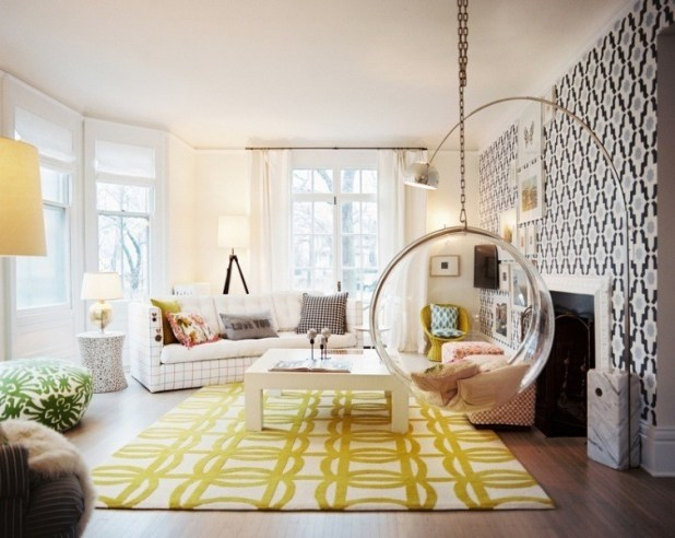 a-blend-of-patterns-13 15 Newest Home Decoration Trends You Have to Know for 2017