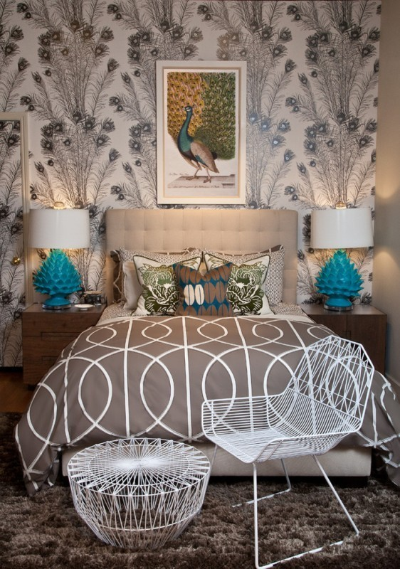 a-blend-of-patterns-4 15 Newest Home Decoration Trends You Have to Know for 2017