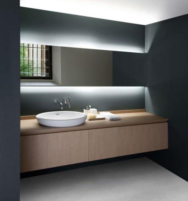 bathroom-mirror-with-built-in-lights2-675x721 27+ Trendy Bathroom Mirror Designs of 2017