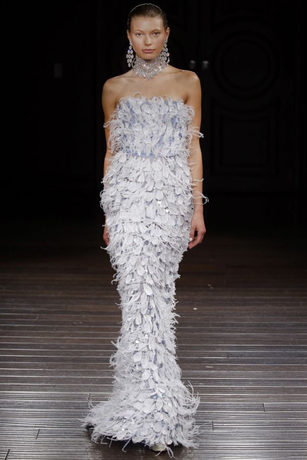 bridal-naeem-khan-16-675x1013 2017 Wedding dresses Trends for a Gorgeous-looking Bride