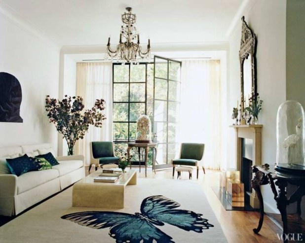butterfly-decoration-ideas-10 15 Newest Home Decoration Trends You Have to Know for 2017