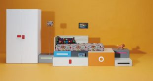 25+ Orange Bedroom Decor and Design Ideas for 2017