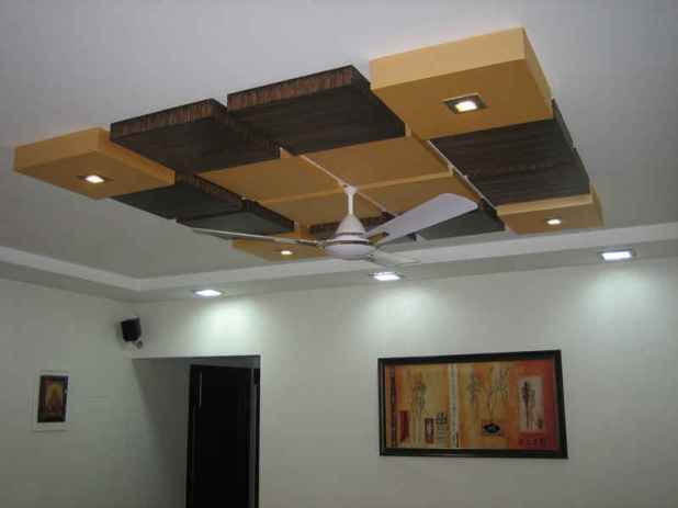 dropped-ceiling4-675x506 6 Designs of Suspended Ceiling Decors for 2017