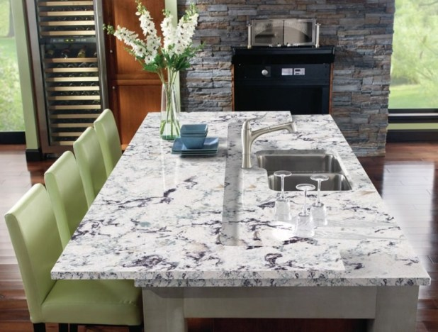 engineered-quartz-countertops-9 15 Newest Home Decoration Trends You Have to Know for 2017