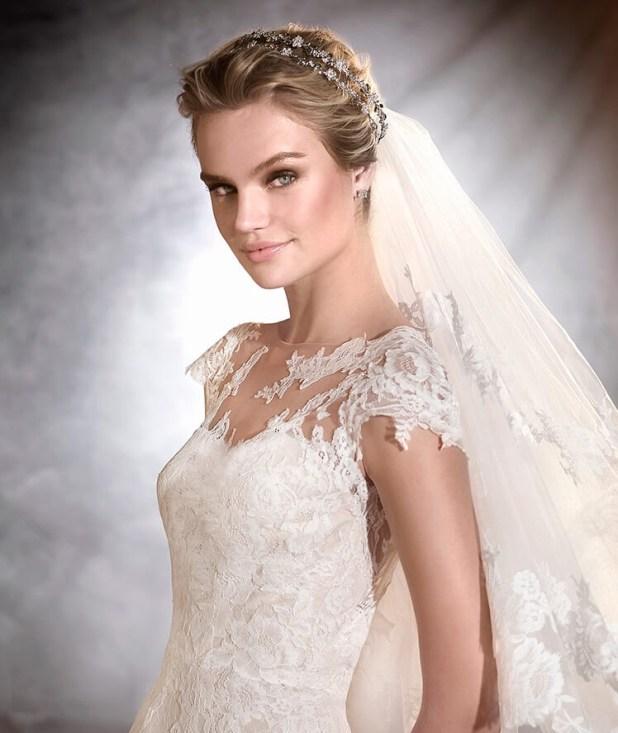 pronovias-orive-675x801 2017 Wedding dresses Trends for a Gorgeous-looking Bride