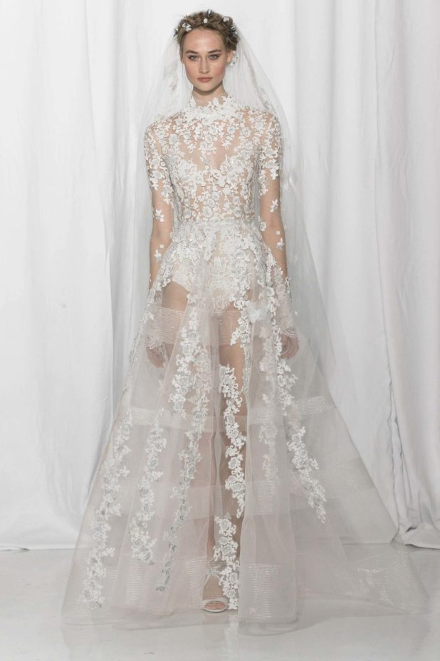 reem-acra-spring-2017-675x1012 2017 Wedding dresses Trends for a Gorgeous-looking Bride