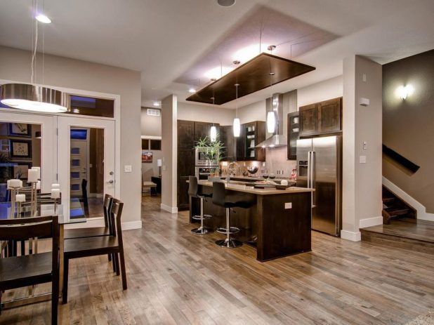 suspended-ceiling-kitchen-675x506 6 Designs of Suspended Ceiling Decors for 2017