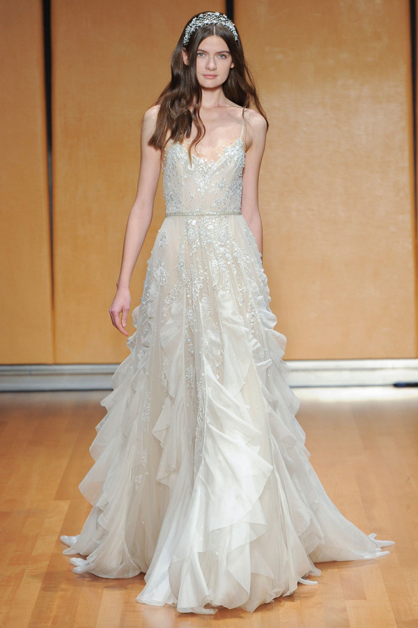 wedding-dress-Marcesa 2017 Wedding dresses Trends for a Gorgeous-looking Bride