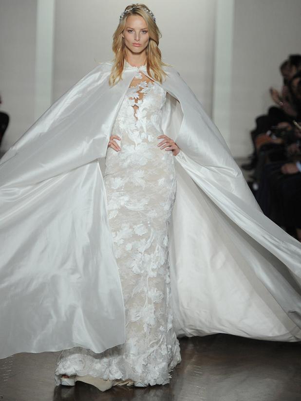 wedding-dress-Pronovias-675x900 2017 Wedding dresses Trends for a Gorgeous-looking Bride