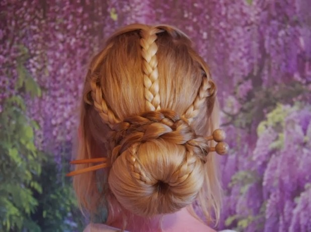 French-and-Dutch-braids