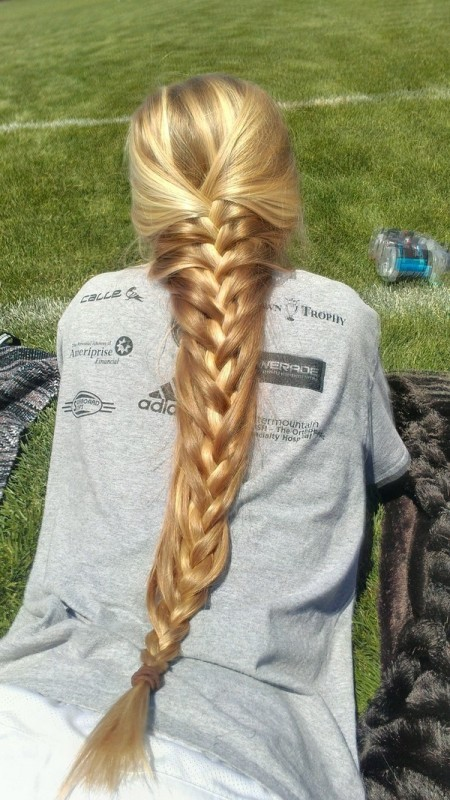 French-and-Dutch-braids 28 Hottest Spring & Summer Hairstyles for Women 2017