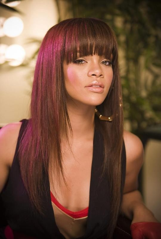 bangs-9 28 Hottest Spring & Summer Hairstyles for Women 2017