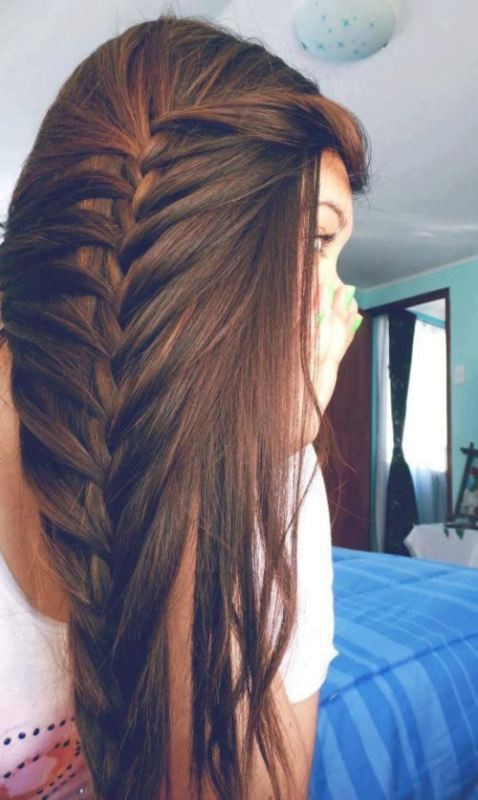 big-braids-1 28 Hottest Spring & Summer Hairstyles for Women 2017
