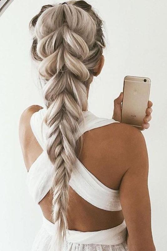 big-braids-6 28 Hottest Spring & Summer Hairstyles for Women 2017