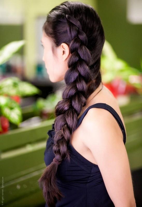 big-braids-7 28 Hottest Spring & Summer Hairstyles for Women 2017