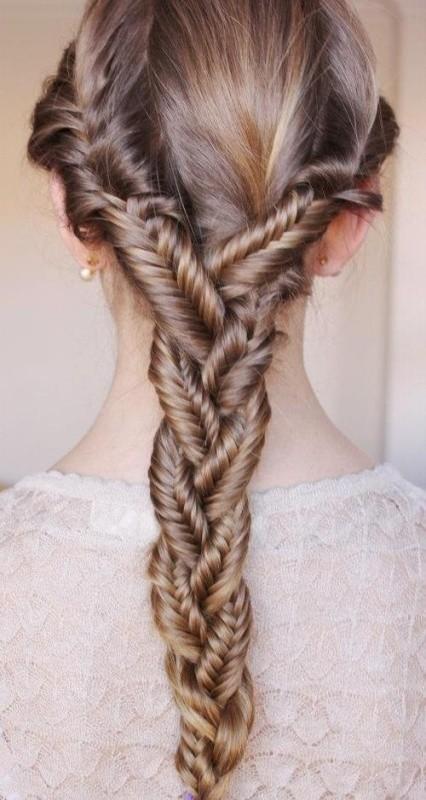 big-braids 28 Hottest Spring & Summer Hairstyles for Women 2017