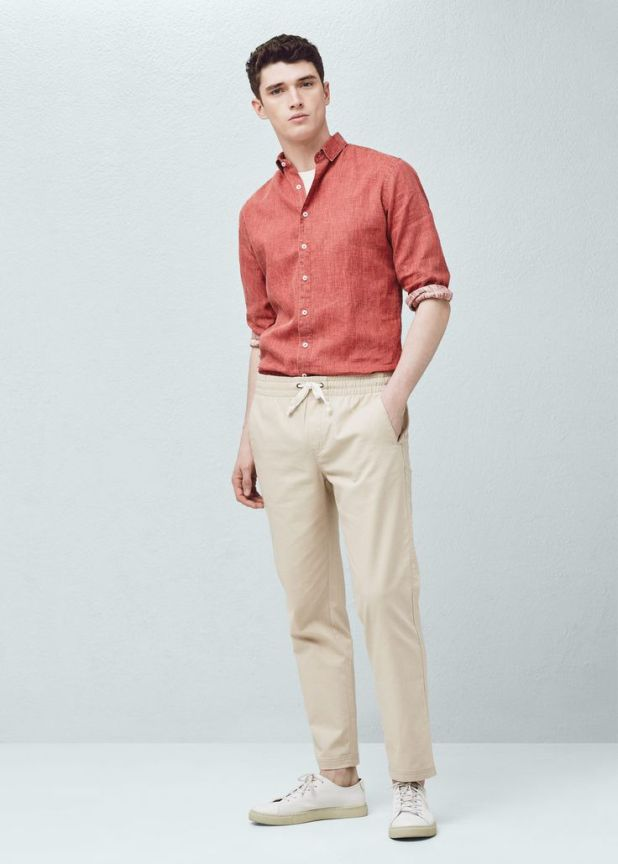 colorful-linen-shirt-675x944 10 Most Stylish Outfits for Guys in Summer 2017