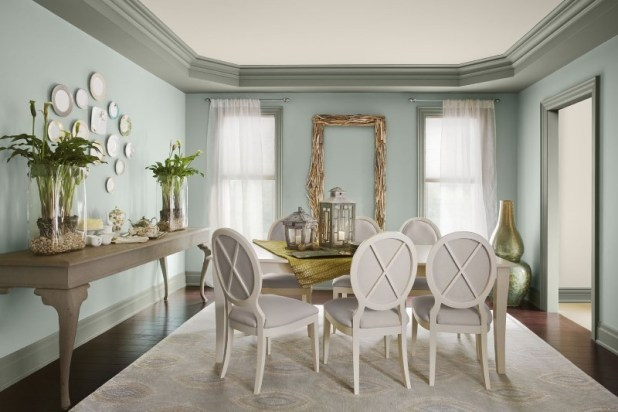 different-shades-of-blue-15 Newest Home Color Trends for Interior Design in 2017