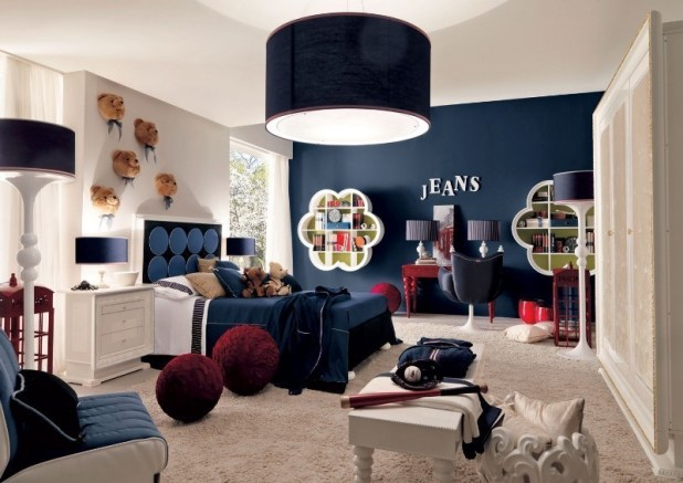 different-shades-of-blue-28 Newest Home Color Trends for Interior Design in 2017