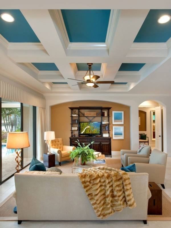 different-shades-of-blue-7 Newest Home Color Trends for Interior Design in 2017
