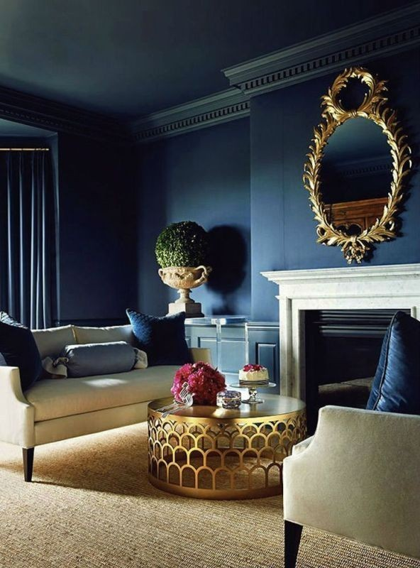 different-shades-of-blue-9 Newest Home Color Trends for Interior Design in 2017