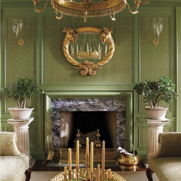 different-shades-of-green-7 Newest Home Color Trends for Interior Design in 2017