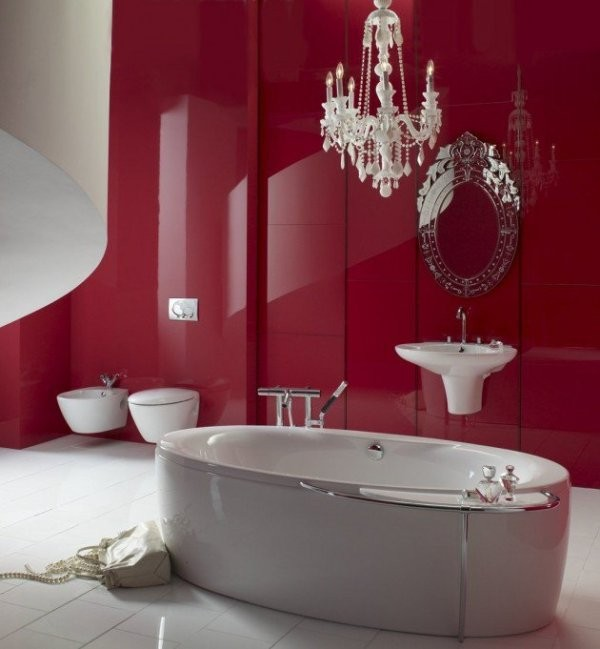 red-3 Newest Home Color Trends for Interior Design in 2017