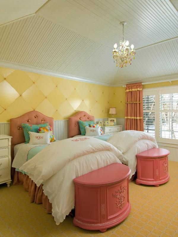 yellow-2 Newest Home Color Trends for Interior Design in 2017