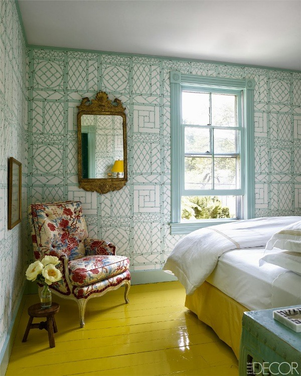 yellow-4 Newest Home Color Trends for Interior Design in 2017