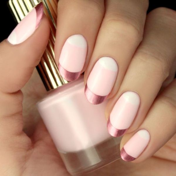 Valentines-Day-Nails-2017-42 50+ Lovely Valentine's Day Nail Art Ideas 2017