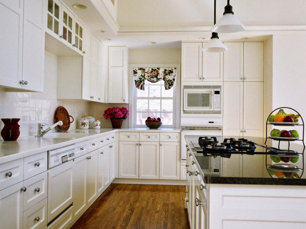 how to decorate your kitchen countertop types 13 modern ways pouted magazine gambar model set 3