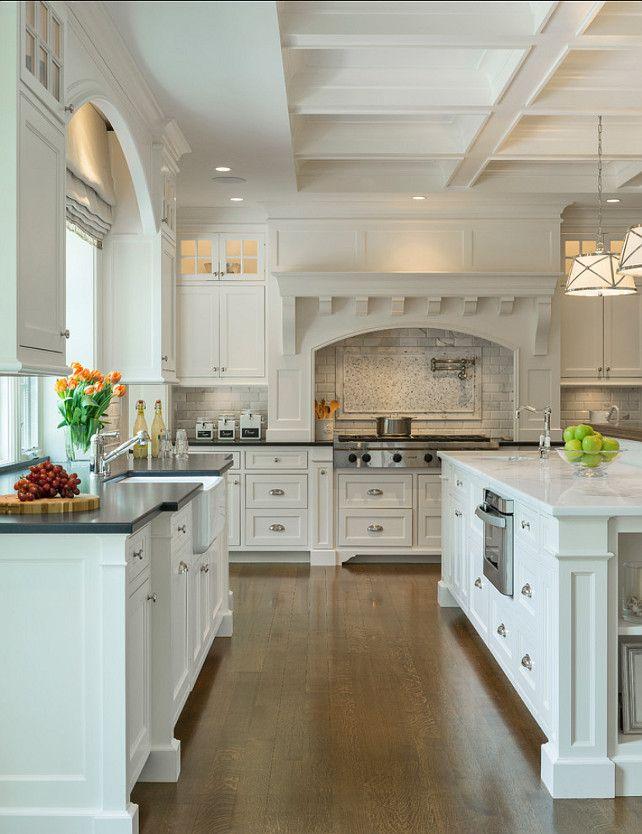 Top 10 Best White Bright Kitchen Design Ideas  Poutedcom
