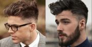 hairstyles suit men