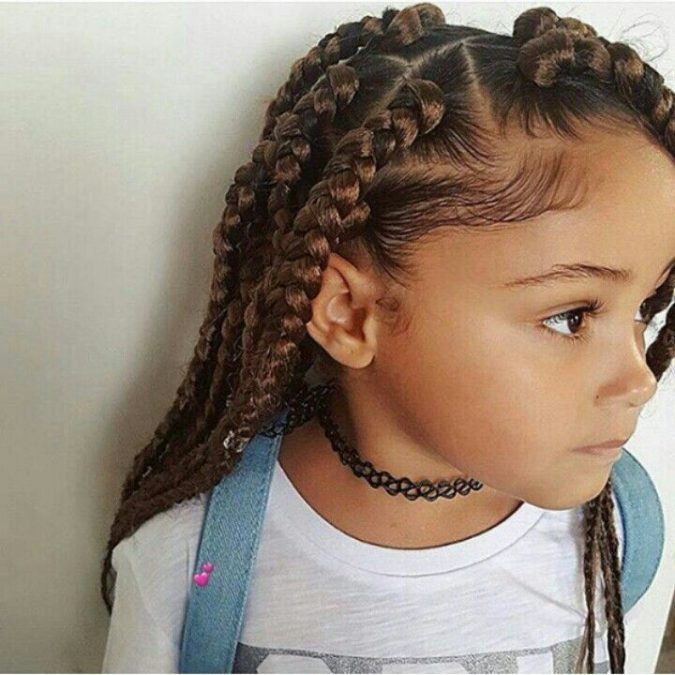 cutest hairstyles black