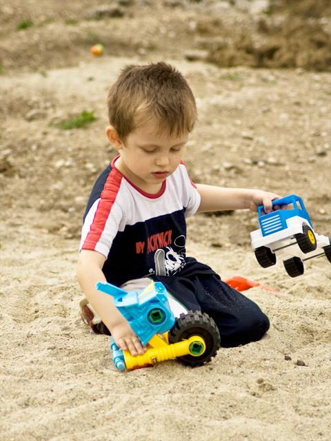 Alexandru's playground